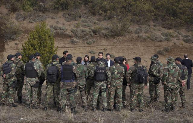 Misterio en Bariloche: el policía asesinado tenía un tiro en la cabeza