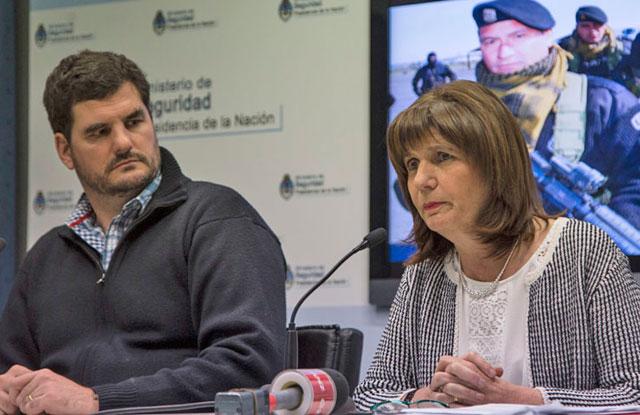 Idas y vueltas de Burzaco por argentinos vinculados a ISIS