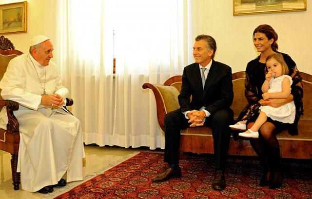 Finalmente, Macri se reunirá otra vez con el Papa el 15 de octubre
