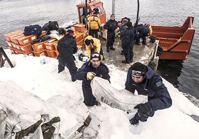 Por los altos costos, el Gobierno declarará fracasada la licitación de la campaña antártica