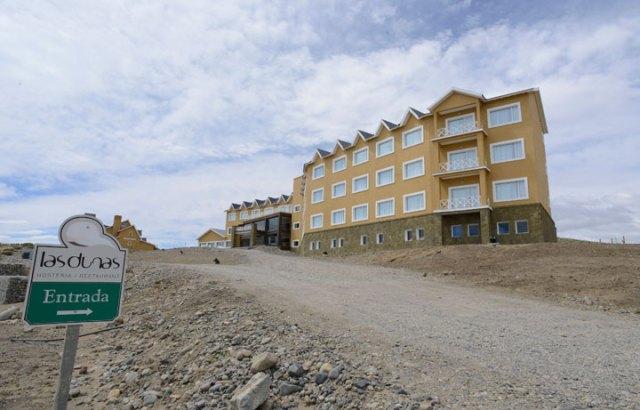 Hotel Las Dunas en El Calafate - Foto: OPI Santa Cruz/Francisco Muñoz