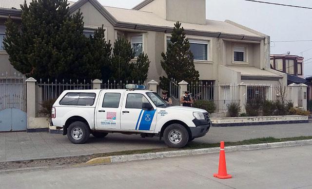Allanaron casa del ex Vicegobernador Daniel Gallo, en la causa Tomeo - Foto: Javier Puebla