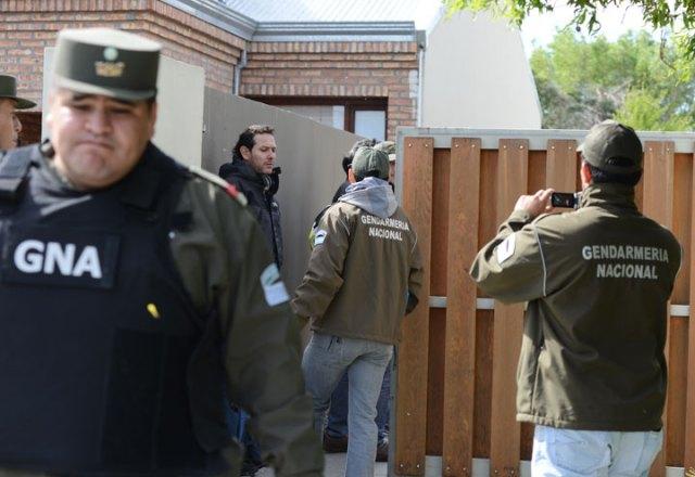 Comisión judicial de tasación ingresó al domicilio de Cristina Fernández en Río Gallegos