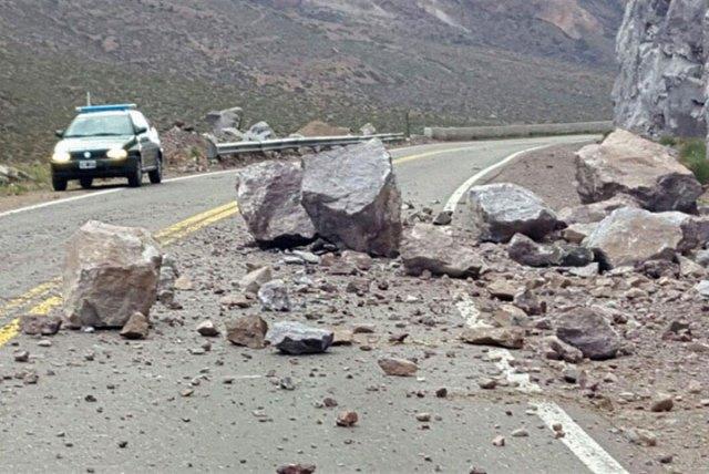 San Juan y varias provincias temblaron con un sismo de 6,5° en la escala de Richter