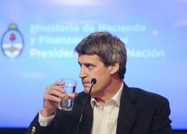 """Prat-Gay no avaló la explicación de Peña: """"Decidí dar un paso al costado"""""""