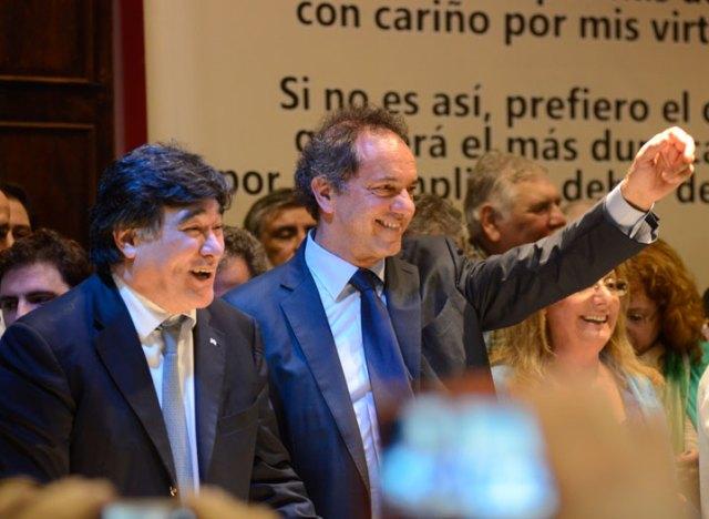 Daniel Scioli: no solo corrupto sino, corruptor de menores