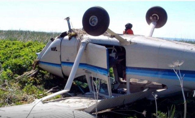 Narcotráfico: el Gobierno creó un protocolo para denunciar aviones abandonados