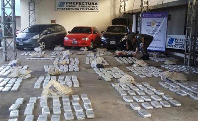 Escándalo en Itatí: atrapan con marihuana al hermano del viceintendente