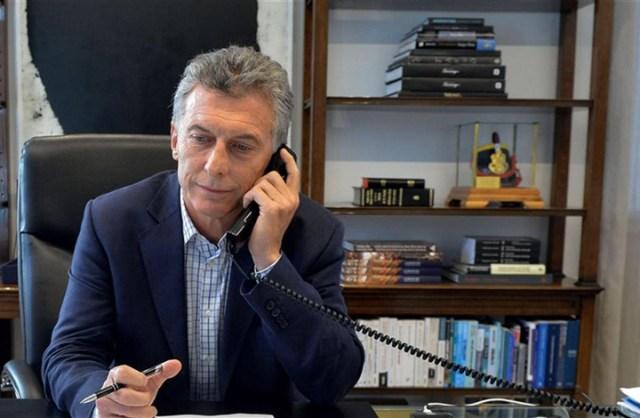 Trump y Macri pactaron una reunión en Estados Unidos pero evitaron las diferencias