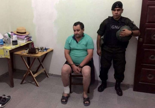 Creen que la red narco del intendente traía de Paraguay 6 tn. de marihuana por semana