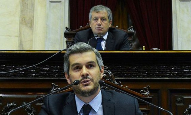 """Peña se cruzó con los K en el Congreso: """"¡Háganse cargo de una vez, no vendan humo, no se puede tanto cinismo!"""""""