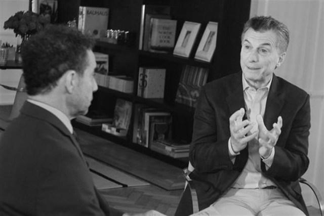 """Macri: """"El kirchnerismo pone sistemáticamente palos en la rueda a todo lo que hacemos"""""""