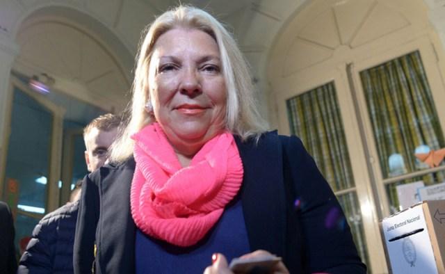 Carrió confirmó que será candidata en la Capital y ya apuntó contra Lousteau