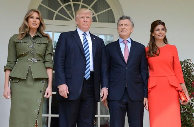 Macri cerró su gira con elogios de Trump y un llamado a invertir en el país
