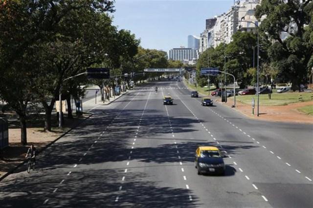 Se sintió con fuerza el primer paro contra Macri, pero hubo disparidades
