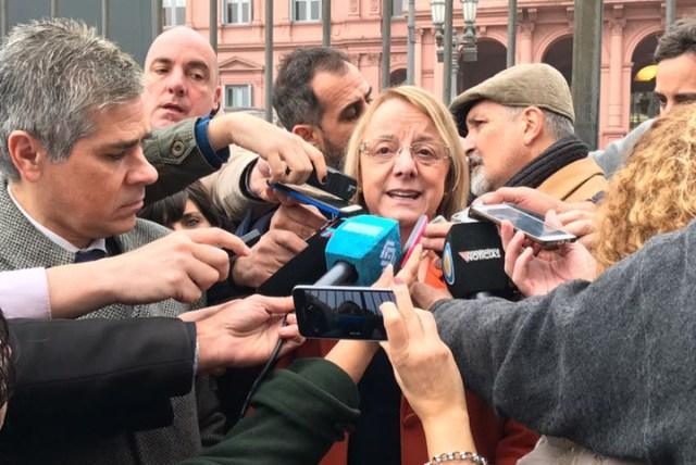 Reunión cumbre Macri/Alicia Kirchner, mucho hablado, nada firmado y poco pactado