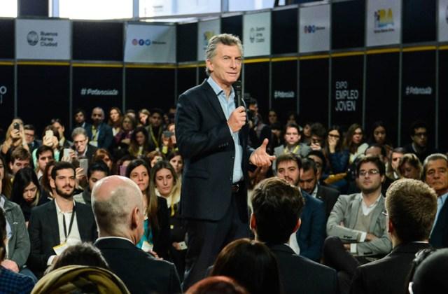 """Mauricio Macri cargó contra Alejandra Gils Carbó por la causa Odebrecht: """"Tenemos una procuradora que se dedicó a crear cortinas de humo"""""""
