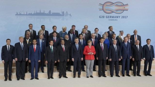 Arrancó la cumbre del G-20 con la mira puesta en el clima, el comercio y el esperado encuentro Trump-Putin