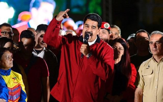 Tras la elección de la Constituyente, Nicolás Maduro amenazó con levantar la inmunidad a diputados opositores