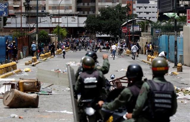 La oposición logró paralizar Venezuela, pero la violencia sigue sin dar respiro