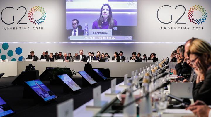 Cortes y caos en la Ciudad por la cumbre del G20
