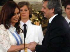 La fórmula Alberto Fernández – Cristina Fernández -