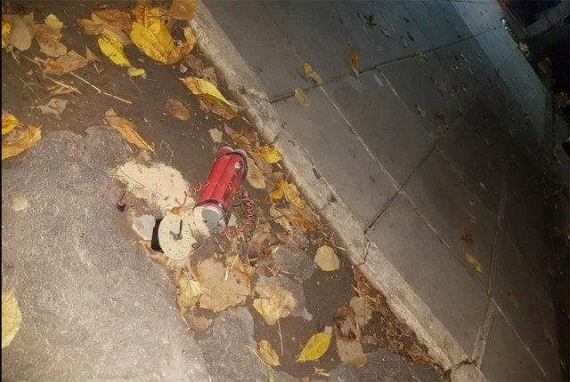 """Hallaron un artefacto similar a una bomba cerca de la casa del hijo del fiscal Carlos Stornelli: """"Es un mensaje mafioso"""""""