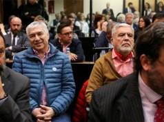 EN EL BANQUILLO, ACUSADA DE CORRUPCION