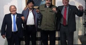 El régimen cubano refuerza su solidaridad con Venezuela ante las amenazas de EE.UU.