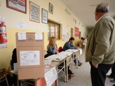Cuatro frentes electorales y un lema unipartidario competirán en las elecciones de agosto
