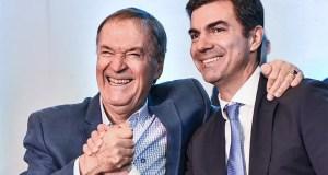 Urtubey, Schiaretti y Lavagna no acordarán con Macri y buscarán al electorado del centro