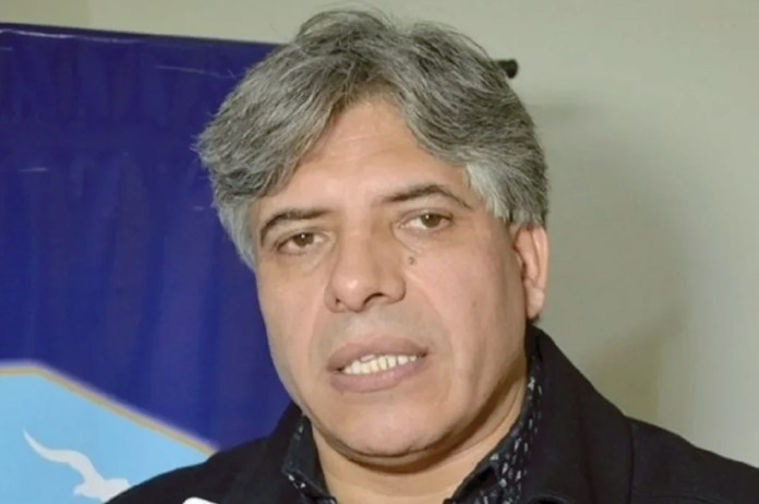 El defensor de los Adultos Mayores de Chubut, David González