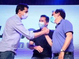 Río Cuarto: el peronismo retuvo la ciudad y Alberto Fernández envió a tres ministros al festejo