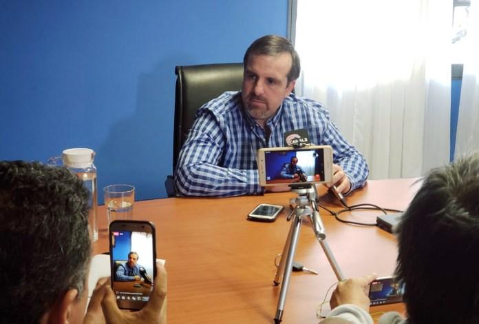 La Gerencia Provincial de Recursos Humanos del SPSE de Caleta a cargo de Juan José Naves
