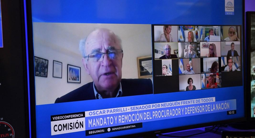 Oscar Parrilli - Foto: Prensa Senado