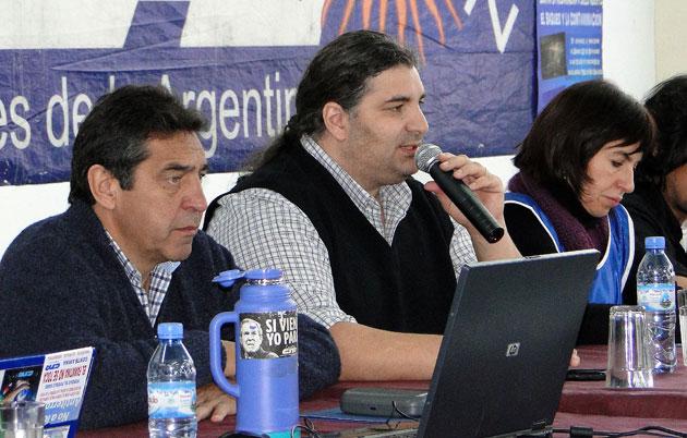 Alejandro Garzón CTA - Foto: Ate
