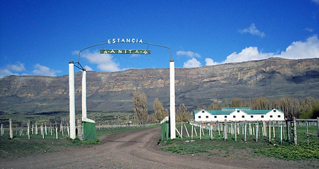 La Estancia Anita en cercanias de El Calafate - Foto: web