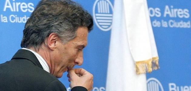 Mauricio Macri ¿Haz lo que yo digo.....?