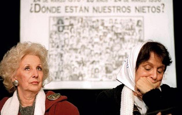 Madres Almeyda y Carloto