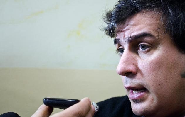 Facundo Prades Precandidato a Diputado Nacional por la UCR - Foto: OPI Santa Cruz/Daniel Bustos