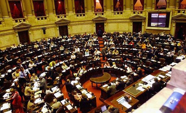 La Cámara de Diputados de la Nación - Foto: web