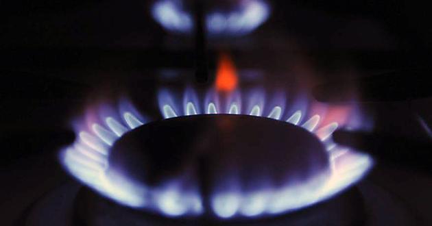 Llama de gas elemental en el sur - Foto: Web