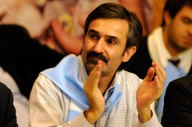 Jorge Mayoral Secretario de Minería de la Nación - Foto: OPI Santa Cruz/Francisco Muñoz