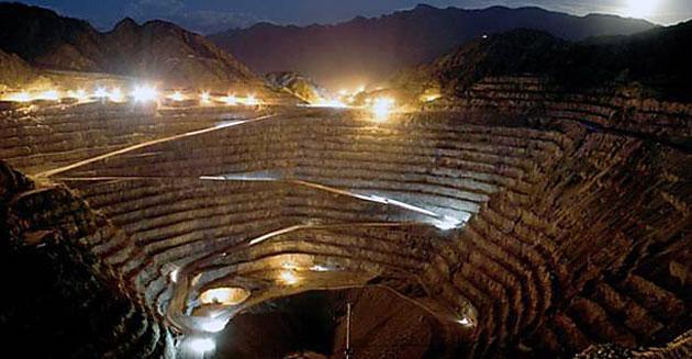 La minería en Santa Cruz Fomicruz asociada en Cerro Vanguardia, es el ejemplo a seguir  – Foto: Web