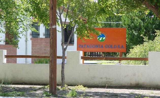 Las oficinas de Patagonia Gold en Perito Moreno - Foto: OPI Santa Cruz/Francisco Muñoz
