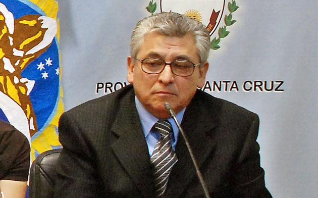 El Secretario de Derechos Humanos de Santa Cruz Humberto Quiñones - Foto: OPI Santa Cruz