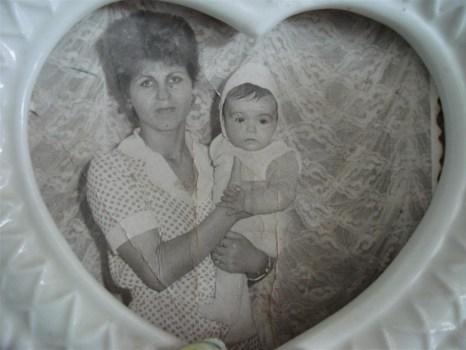 eu cu Mami