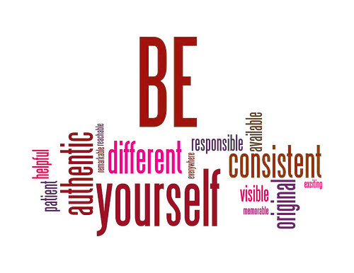 google.ro personal brand be yourself