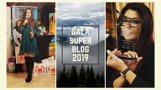#Evenimentede10 După ce am câştigat ediţia aniversară de 10 ani, am participat la Gala SuperBlog pentru a zecea oară!