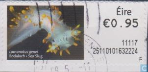 stamp Lomanotus genei - Eire